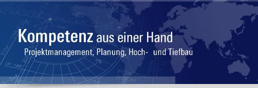 PPHT Projektmanagement und Planung f�r Hoch- und Tiefbau